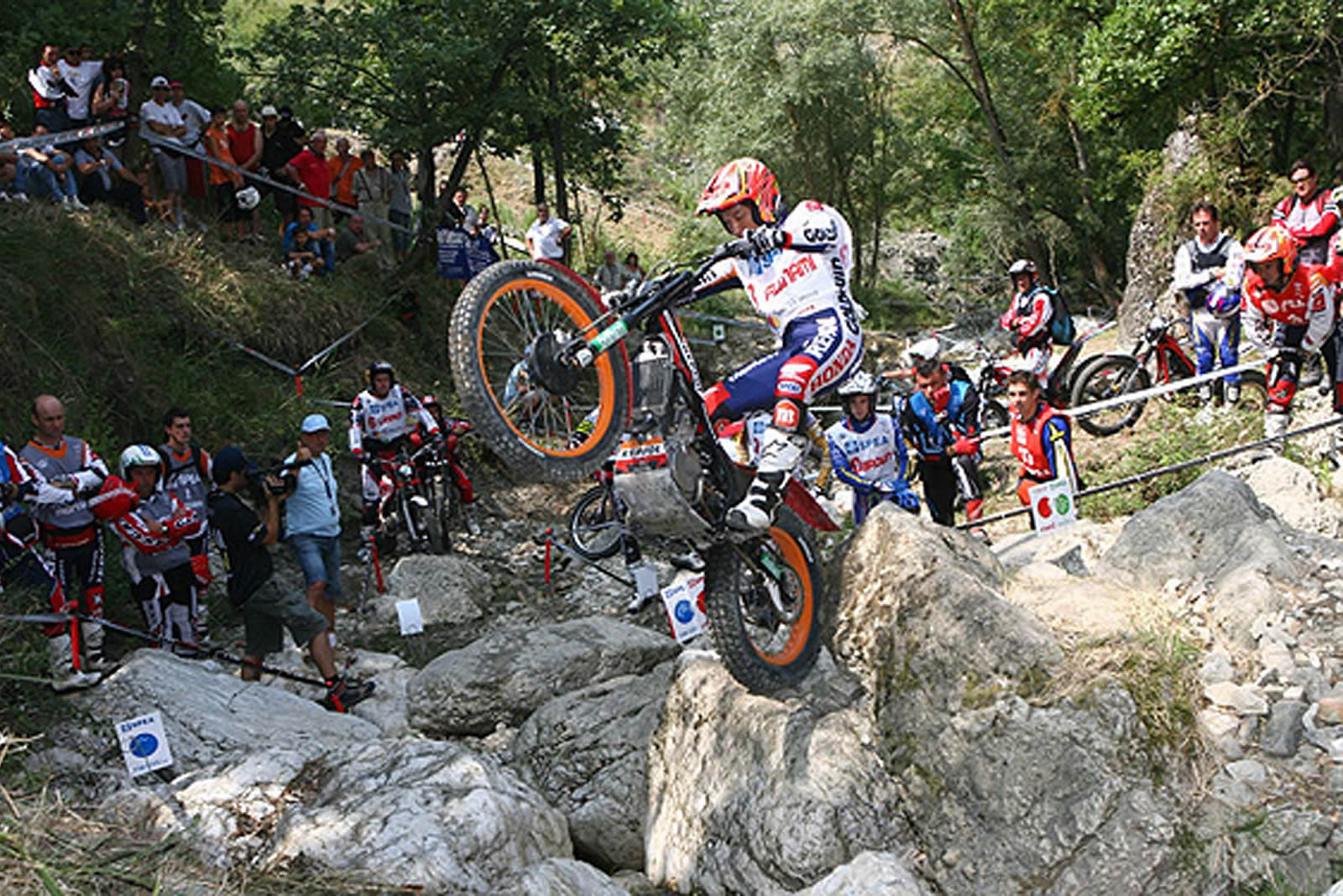 motorcycle trial world championship