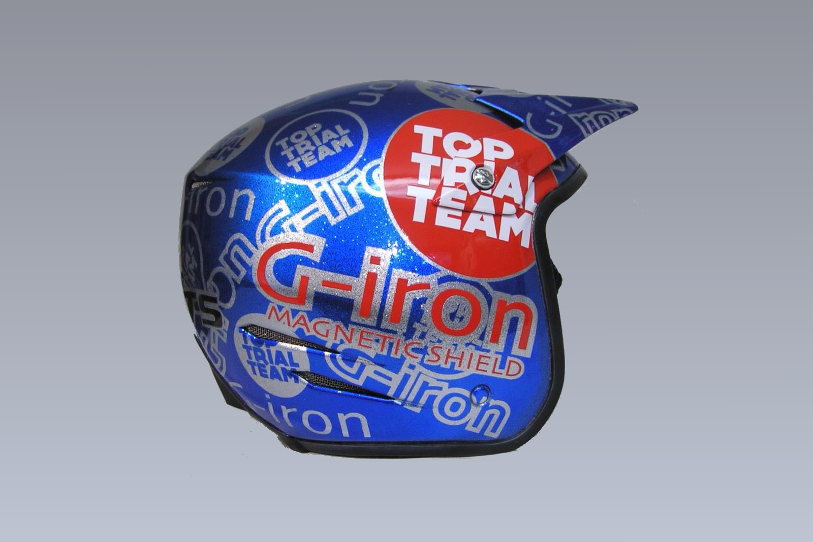 new top trial helmet